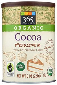365 Everyday Value, Organic Cocoa Powder