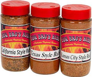 BBQ BRO RUBS