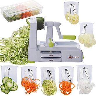 Brieftons 7 Blade Vegetable Slicer