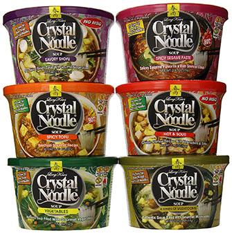 Crystal Noodle Ramen