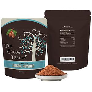 Dutch Processed Brown Cocoa Powder