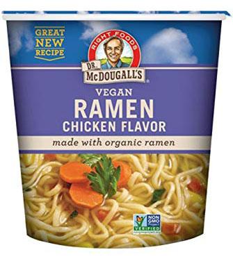 Right Foods Ramen