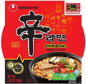 Shin Bowl Noodle
