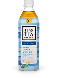 Unsweetened Jasmine Green Tea