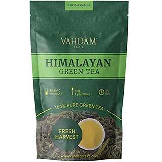 VAHDAM Green Tea